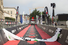 KMD Ironman Copenhague 2016 Image stock