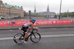 KMD Ironman Copenhague 2016 Image libre de droits