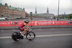 KMD Ironman Copenhague 2016 Photographie stock libre de droits
