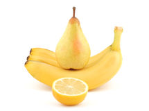 knäpp citronpear Arkivbild