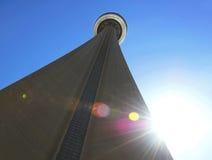 KN-Kontrollturm Stockfotografie