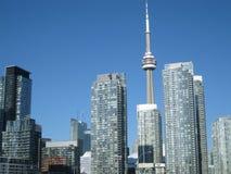 KN-Kontrollturm in Toronto Lizenzfreie Stockfotografie