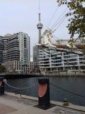KN-Turm-Toronto-Ontario-prt Stadt Lizenzfreies Stockfoto