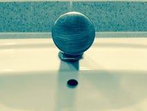 Knacka lätt på i en vask Royaltyfri Fotografi