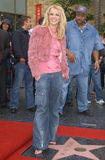 Knal Sterren, Britney Spears stock fotografie