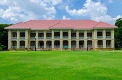 Knall-Schmerz-Palast, Ayuthaya, Thailand Stockfotos