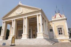 Knall-Schmerz-Palast, Ayutthaya Lizenzfreies Stockfoto