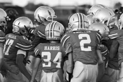 Knall Warner Youth Football stockbilder