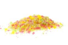 Knallende Süßigkeit Lizenzfreies Stockfoto