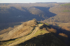 Knap Landscape Royalty Free Stock Images