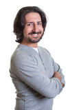 Knappe Turkse kerel Royalty-vrije Stock Afbeelding