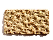 Knapperig brood royalty-vrije stock afbeelding