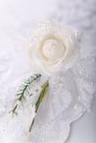 knapphålbröllop Royaltyfri Foto