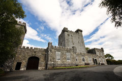 Knappogue castle, ireland Royalty Free Stock Photos