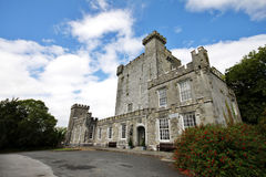 Knappogue castle, ireland Royalty Free Stock Image