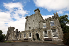 Knappogue castle, ireland Stock Image