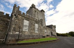Knappogue castle, ireland Royalty Free Stock Photo