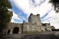 Knappoguekasteel, Ierland Royalty-vrije Stock Foto's