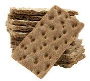 Knaprigt bröd Royaltyfria Bilder