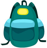 Knapsack bag Stock Image
