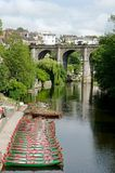 Knaresborough Fotografie Stock