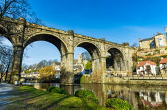 Knaresborough Photographie stock