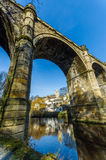 Knaresborough Photos libres de droits