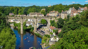 Knaresborough Royalty Free Stock Images
