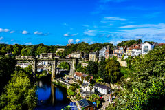 Knaresborough, Royaume-Uni Photo stock