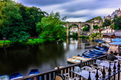 Knaresborough, United Kingdom Royalty Free Stock Photography