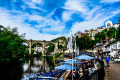 Knaresborough, United Kingdom Stock Photography