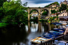 Knaresborough, United Kingdom Royalty Free Stock Images