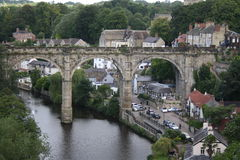 Knaresborough Viaduct Royalty Free Stock Images