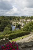 Knaresborough Yorshire R-U Photographie stock libre de droits