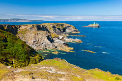 The Knavocks Godrevy Cornwall England Royalty Free Stock Image