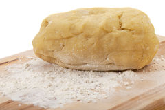 Kneaded dough Royalty Free Stock Images