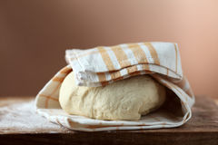 Kneading Stock Photo