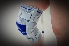 Knee brace Royalty Free Stock Image