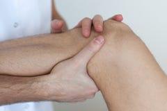 Free Knee Injure Royalty Free Stock Images - 40426379