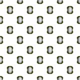 Knee pad pattern Stock Photos