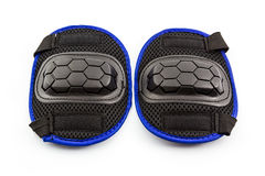 Knee pads. Royalty Free Stock Photos