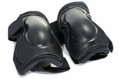 Knee protectors Stock Photography