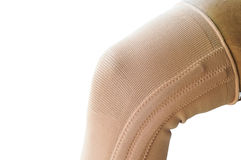 KNEE SUPPORT Royalty Free Stock Photo