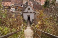 Knegbastion (det Bastionul luikneget) Royaltyfria Bilder
