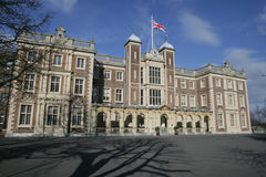 Kneller Hall on sunny day. In twickenham Royalty Free Stock Photography
