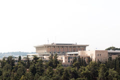 The Knesset: The Israeli Parliament Building Royalty Free Stock Photo