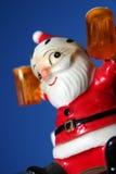 Knettergekke Kerstman 18 Stock Foto