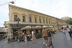 Knez Mihailova Street, Belgrade Stock Photo