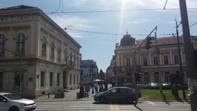 Knezmihajlova Belgrado Stock Foto's