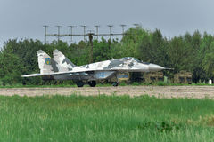 Kniaź AF MiG-29 Obrazy Royalty Free